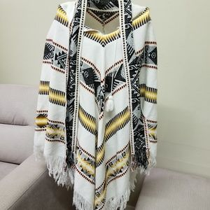 AZTEC STYLE PANCHO
